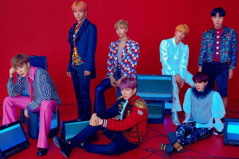 "BTS Tell the World What Being an ""Idol"" is Really All About in New Music Video"