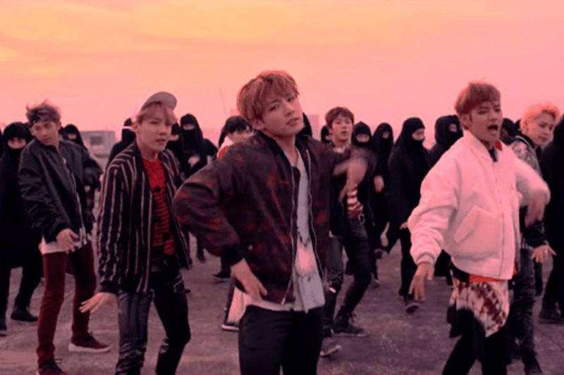 "BTS Say ""Not Today"" As They Fight to Survive in New Music Video"