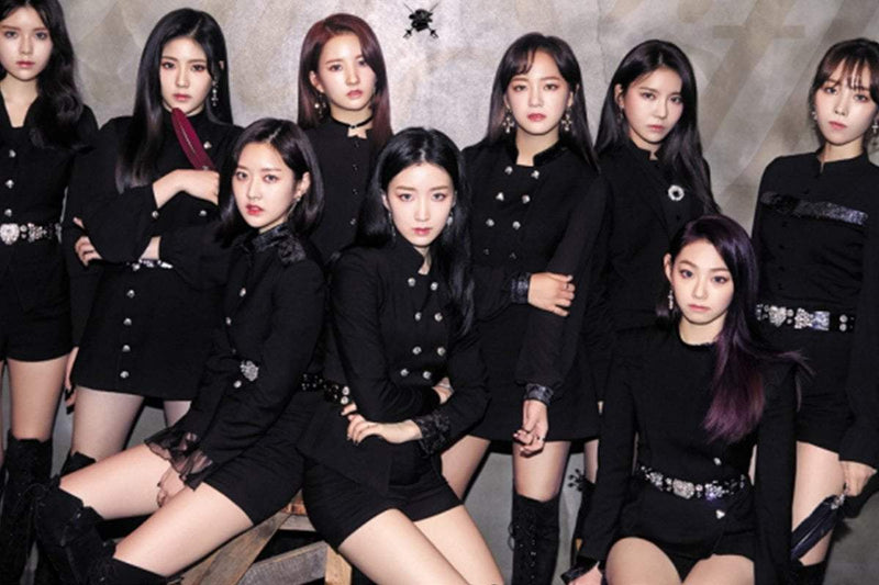 "Gugudan Do The Moves Dressed in ""The Boots"" in New Music Video"