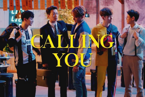 "Highlight Take Some Time Out for ""Calling You"" in New Music Video"