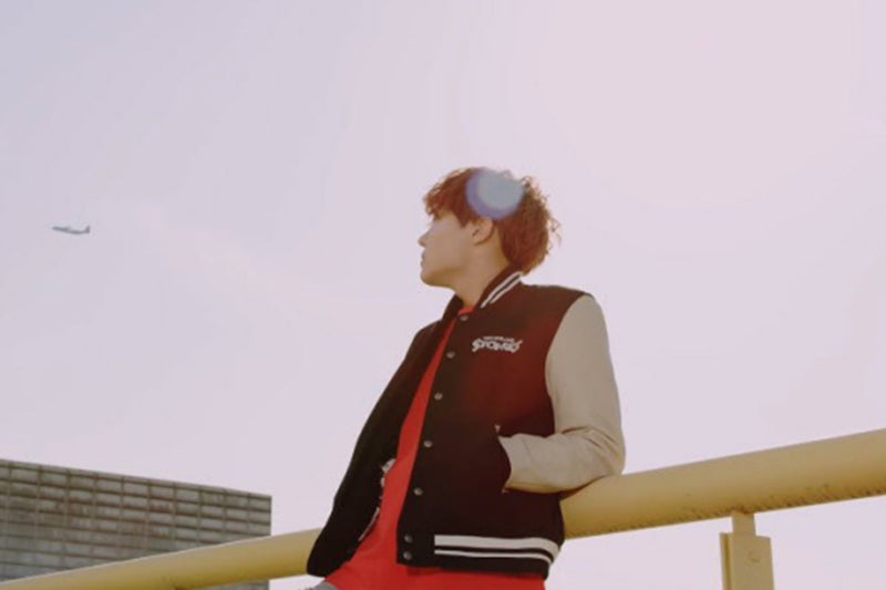"J-Hope from BTS Flies Toward His Dreams Like an ""Airplane"" in New Music Video"