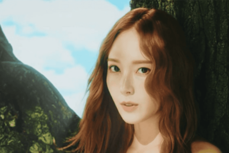 "Jessica Reminisces on a Relationship That Went Like a ""Summer Storm"" in New Music Video"