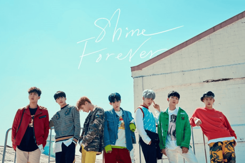 "Monsta X ""Shine Forever"" Together in New Music Video"