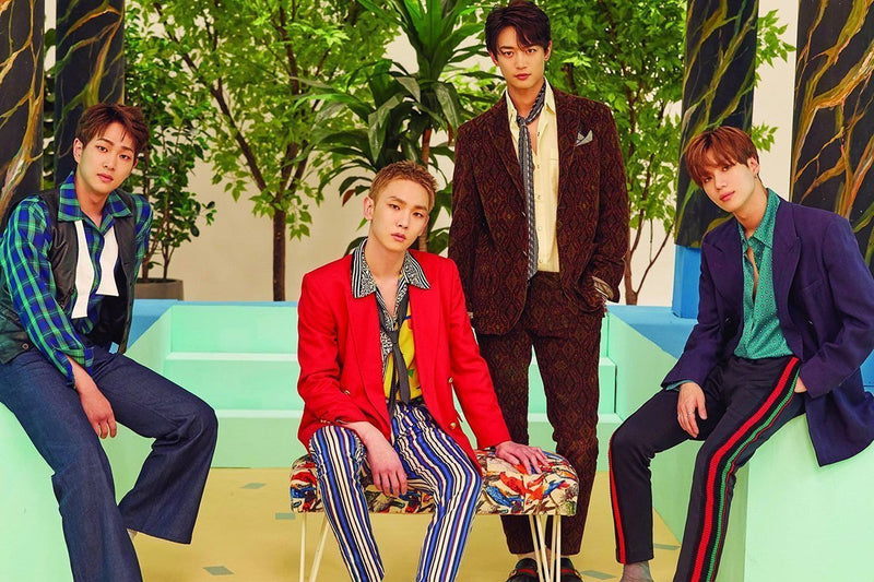 "SHINee Talk About All the ""Countless"" Little Steps They've Taken in Their Relationship in New Music Video"