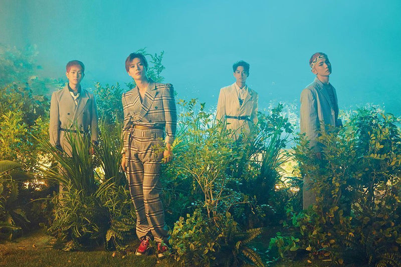 "SHINee Serenely Greet the World ""Good Evening"" in New Music Video"
