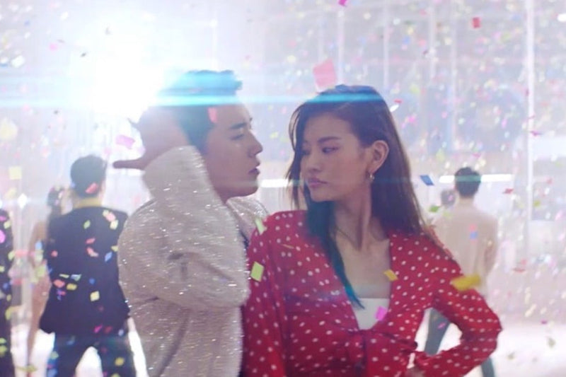 "Seungri Counts Down to Each Special Moment in ""1,2,3!"" Music Video"