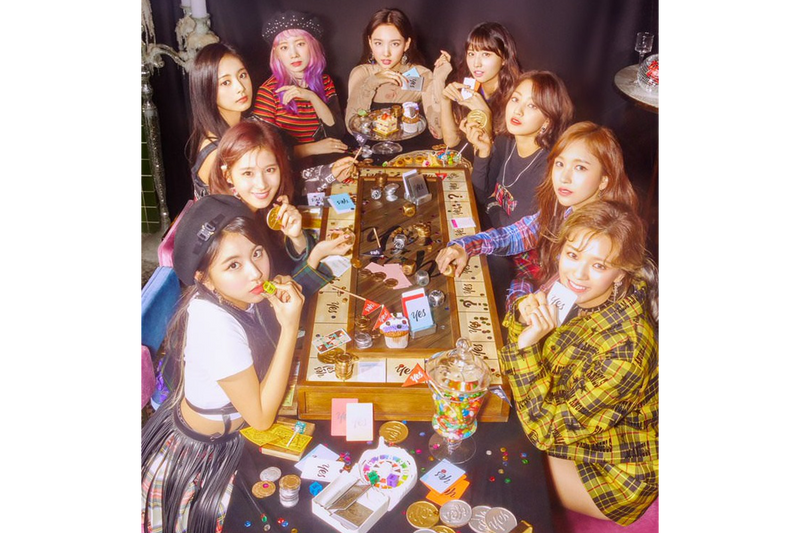 "Twice Only Want to Hear a ""Yes or Yes"" From You in New Music Video"