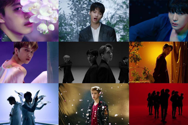 "VIXX Take You to a Place That's Just Like ""Shangri-La"" in New Music Video"