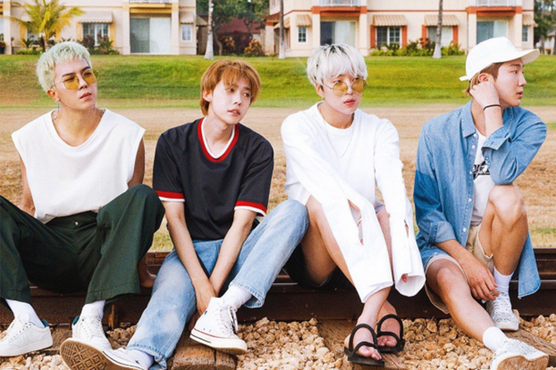 "Winner Say ""Love Me Love Me"" to their Lover and Explore the ""Island"" with Her in New Music Videos"
