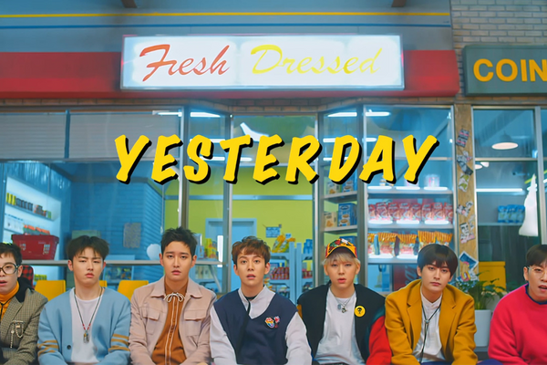 "Block B Star in Their Own Mini Sit-Com in ""Yesterday"" Music Video"