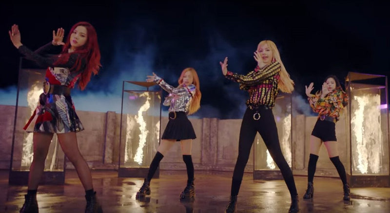 "BLACKPINK Release Music Videos for ""Playing With Fire"" + ""Stay"" for ""Square Two"""