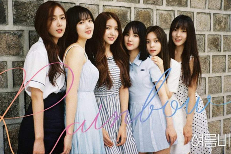 "Gfriend Look Back on the Bittersweet Memories of a Past Love in the ""Summer Rain"" in New Music Video"