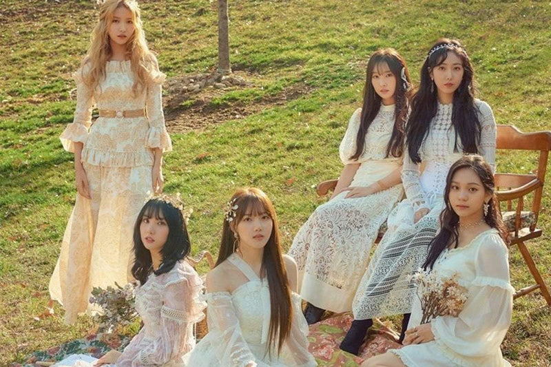 "Gfriend Look Back on the Memories Every ""Sunrise"" in New Music Video"