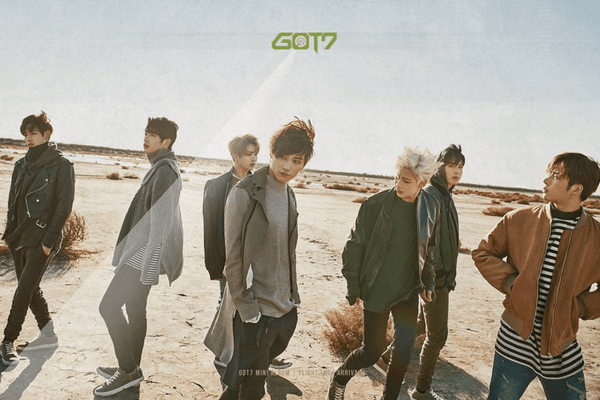 "GOT7 Will ""Never Ever"" Let You Go in New Music Video"