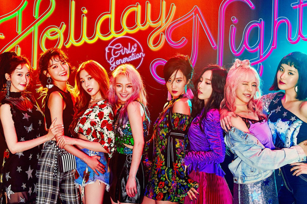 "Girls' Generation Celebrate Like It's the ""Holiday"" and Party ""All Night"" in New Music Videos"