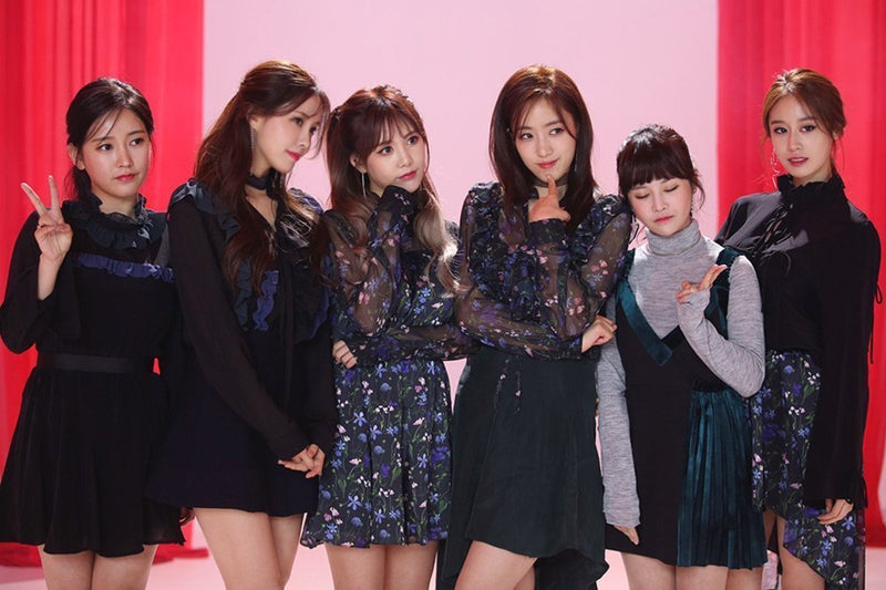 "T-ara Are Back with Winter-Themed ""Tiamo"" Music Video"