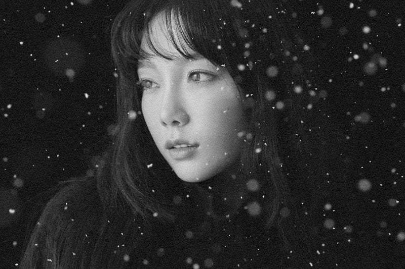 "Taeyeon Reminisces on Childhood Memories ""This Christmas"" in New Music Video"