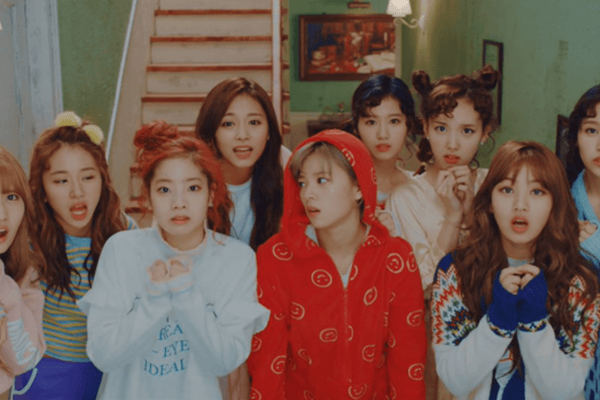"Twice Have Fun While Waiting For a ""Knock Knock"" in New Music Video"