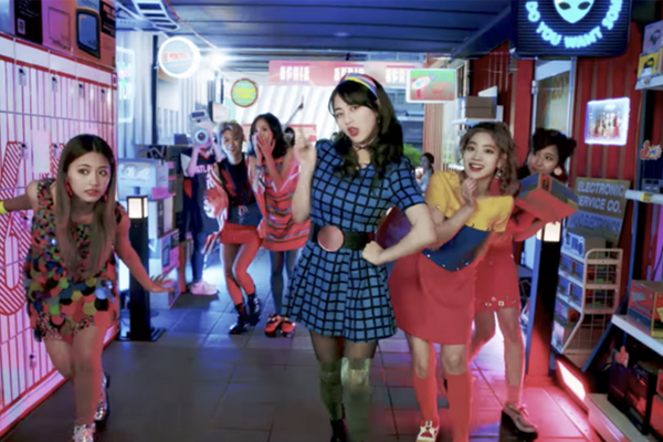 "Twice Keep On Trying to Send the ""Signal"" in New Music Video"