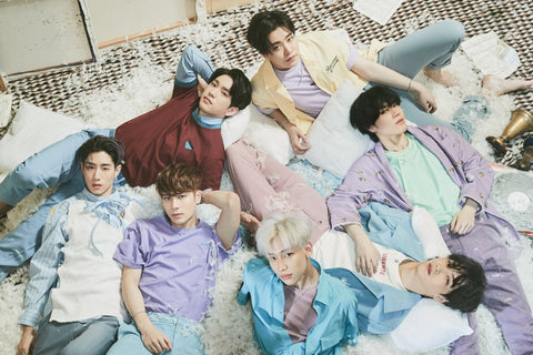GOT7 - Lullaby