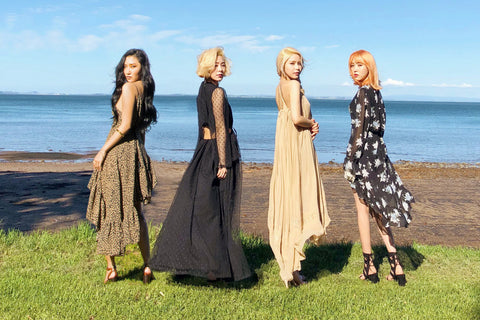 MAMAMOO Star Wind Flower Sun and Starry Night