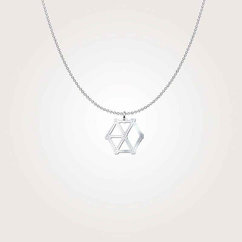 "EXO ""EX'ACT"" Necklaces - MYKPOPMART"