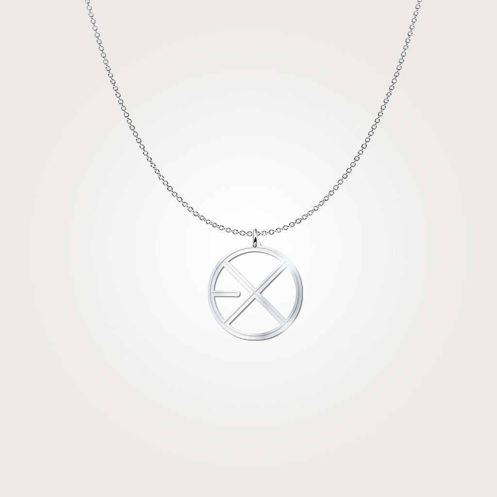 "EXO ""XOXO - O"" Necklaces - MYKPOPMART"