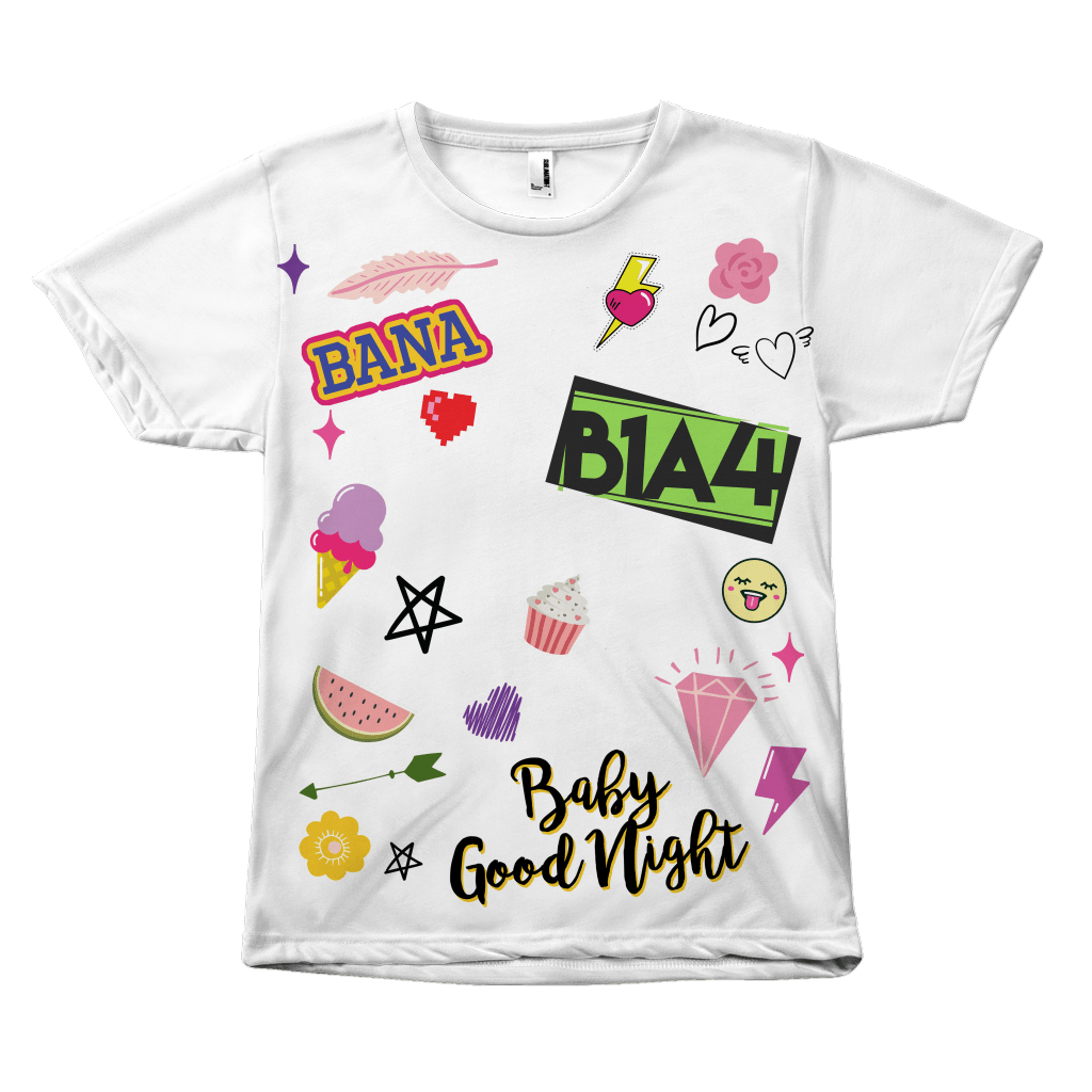 "B1A4 ""iCONS"" Clothing - MYKPOPMART"