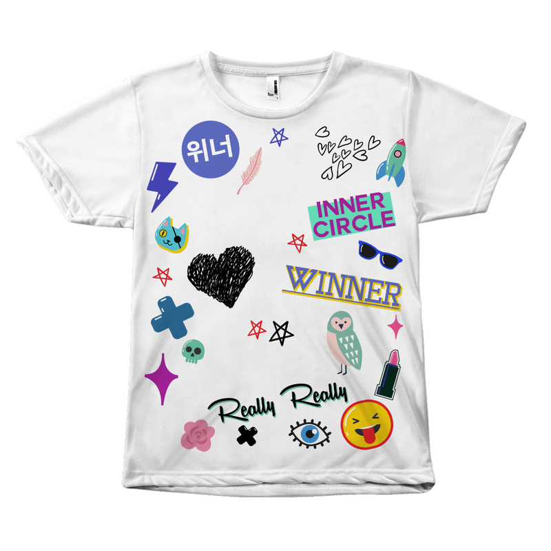 "WINNER ""iCONS"" Clothing - MYKPOPMART"