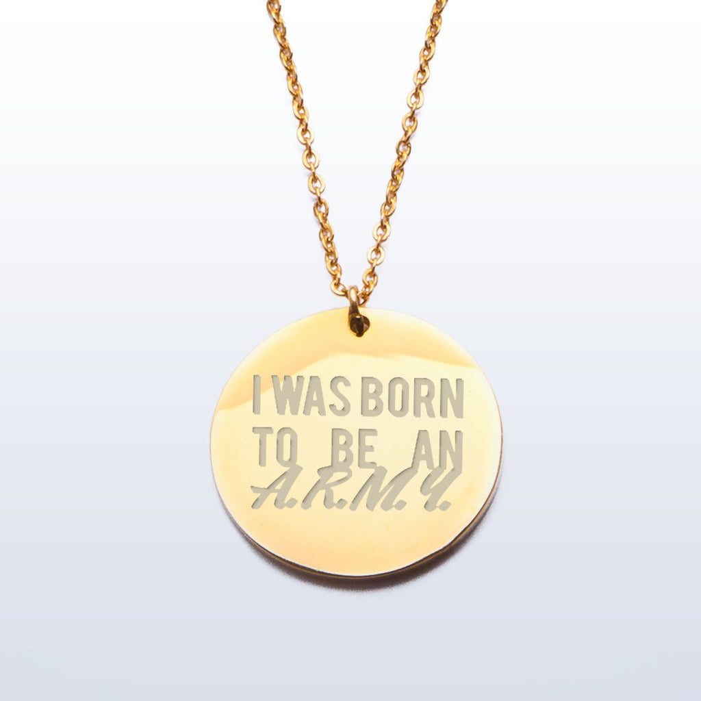 "BTS ""FANDOM"" Necklaces - MYKPOPMART"