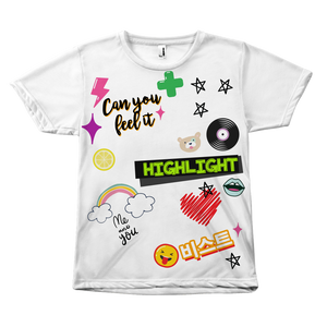 "HIGHLIGHT ""iCONS"" Clothing - MYKPOPMART"
