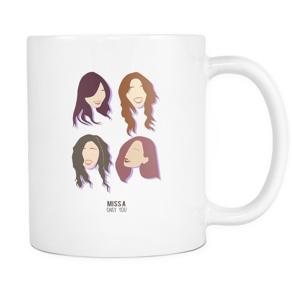 "MISS A ""ONLY YOU"" Drinkware - MYKPOPMART"