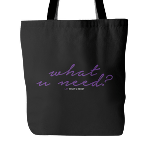 "LAY ""WHAT U NEED?"" Tote Bags - MYKPOPMART"