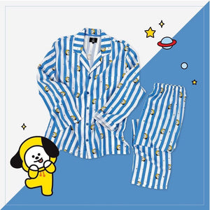 "BT21 ""CHIMMY"" PYJAMA SET Clothing - MYKPOPMART"