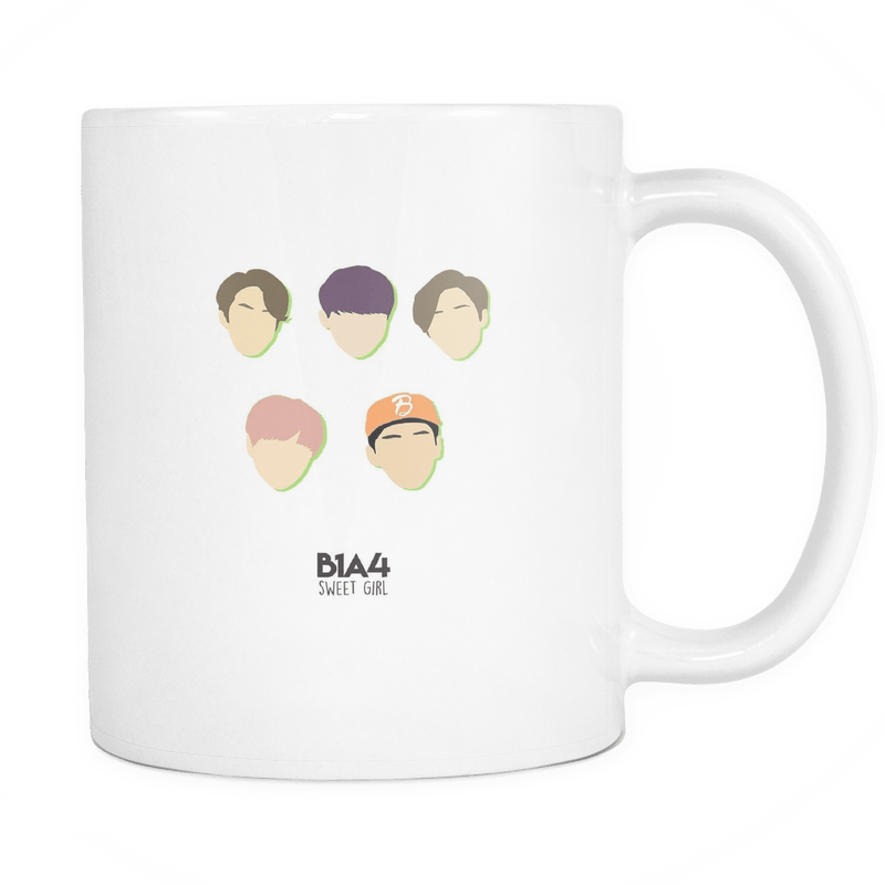 "B1A4 ""SWEET GIRL"" Drinkware - MYKPOPMART"