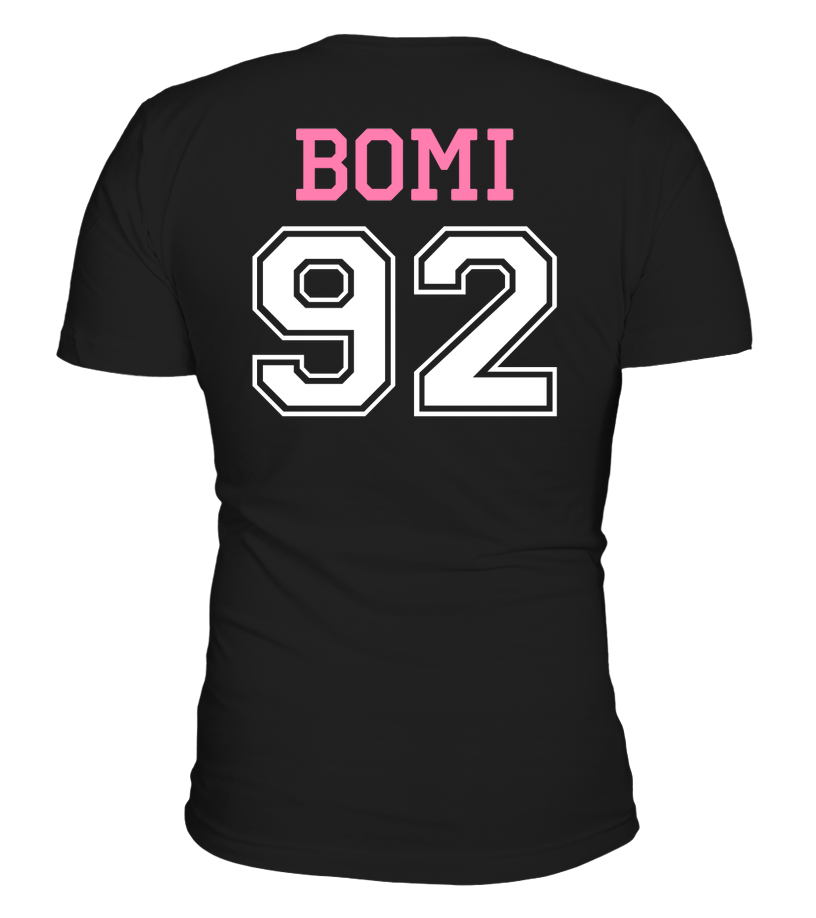 "APINK ""BOMI"" JERSEY Clothing - MYKPOPMART"