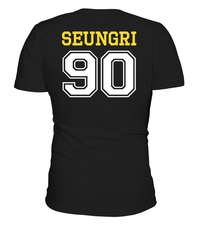 "BIG BANG ""SEUNGRI"" JERSEY Clothing - MYKPOPMART"