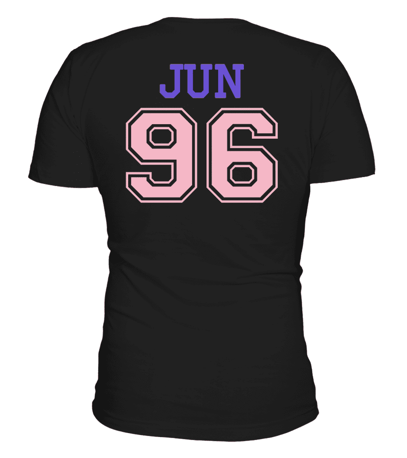 "SEVENTEEN ""JUN"" JERSEY Clothing - MYKPOPMART"