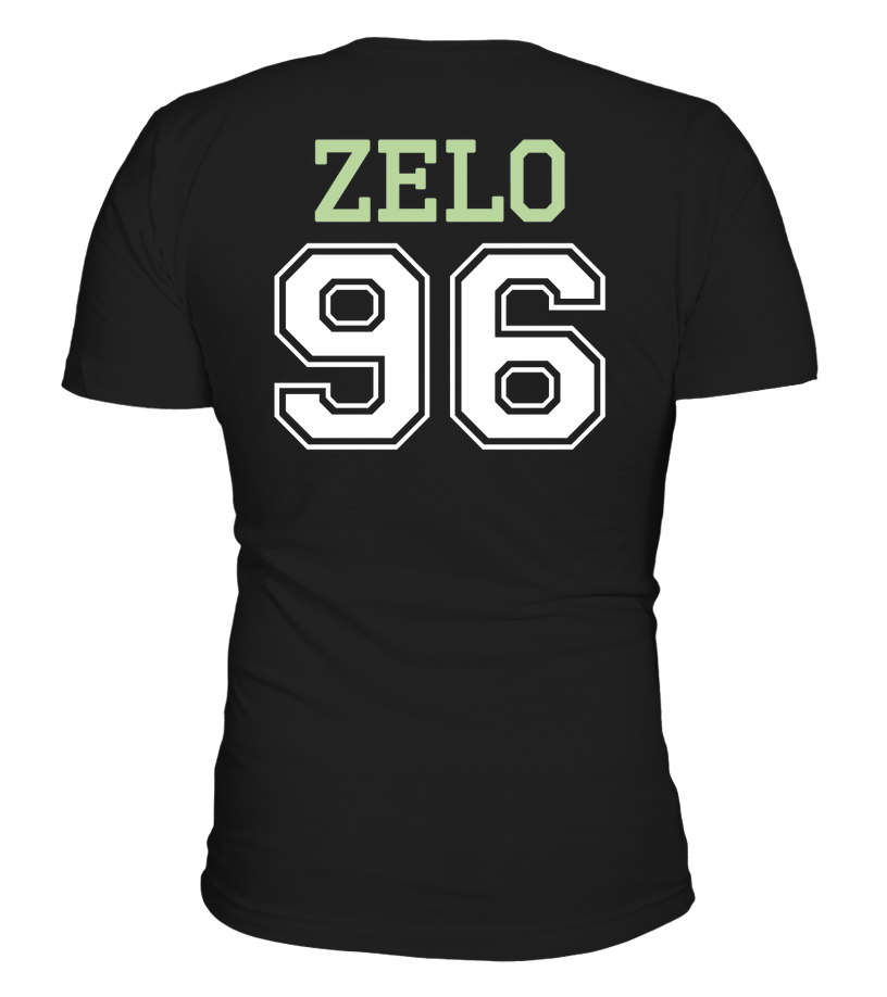 "B.A.P ""ZELO"" JERSEY Clothing - MYKPOPMART"