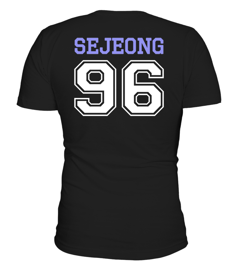 "GUGUDAN ""SEJEONG"" JERSEY Clothing - MYKPOPMART"