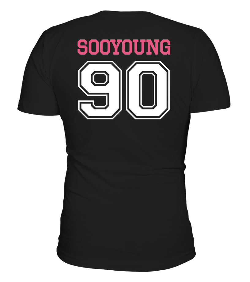 "GIRLS' GENERATION ""SOOYOUNG"" JERSEY Clothing - MYKPOPMART"