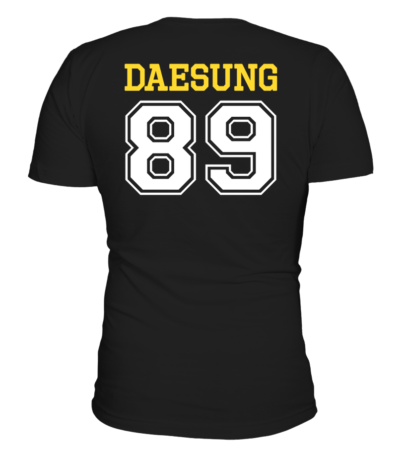 "BIG BANG ""DAESUNG"" JERSEY Clothing - MYKPOPMART"