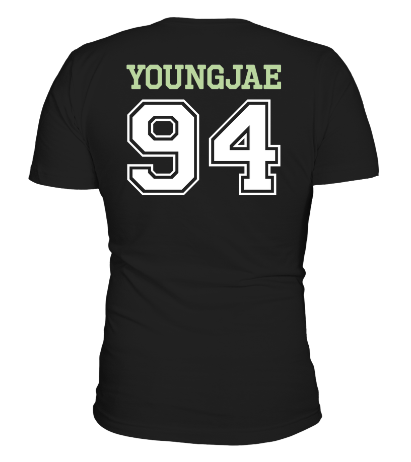 "B.A.P ""YOUNGJAE"" JERSEY Clothing - MYKPOPMART"
