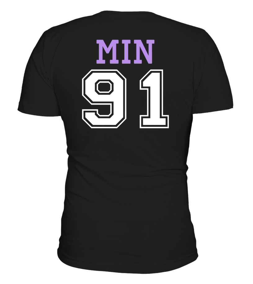 "MISS A ""MIN"" JERSEY Clothing - MYKPOPMART"