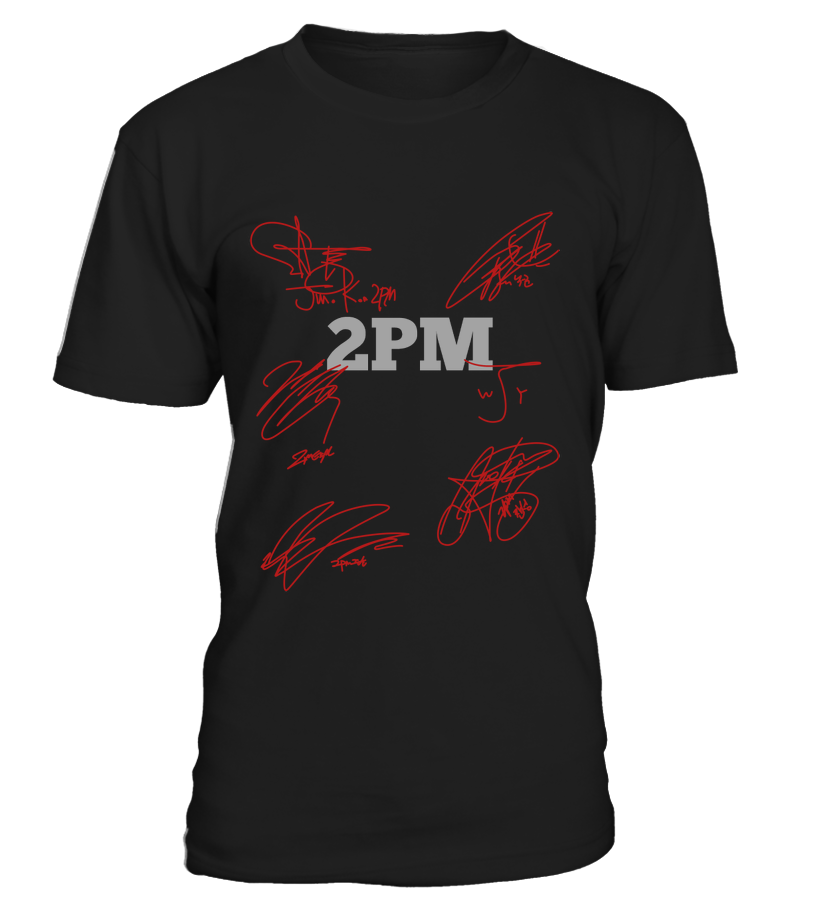 "2PM ""AUTOGRAPH"" Clothing - MYKPOPMART"