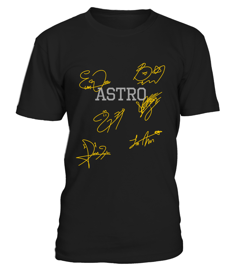 "ASTRO ""AUTOGRAPH"" Clothing - MYKPOPMART"