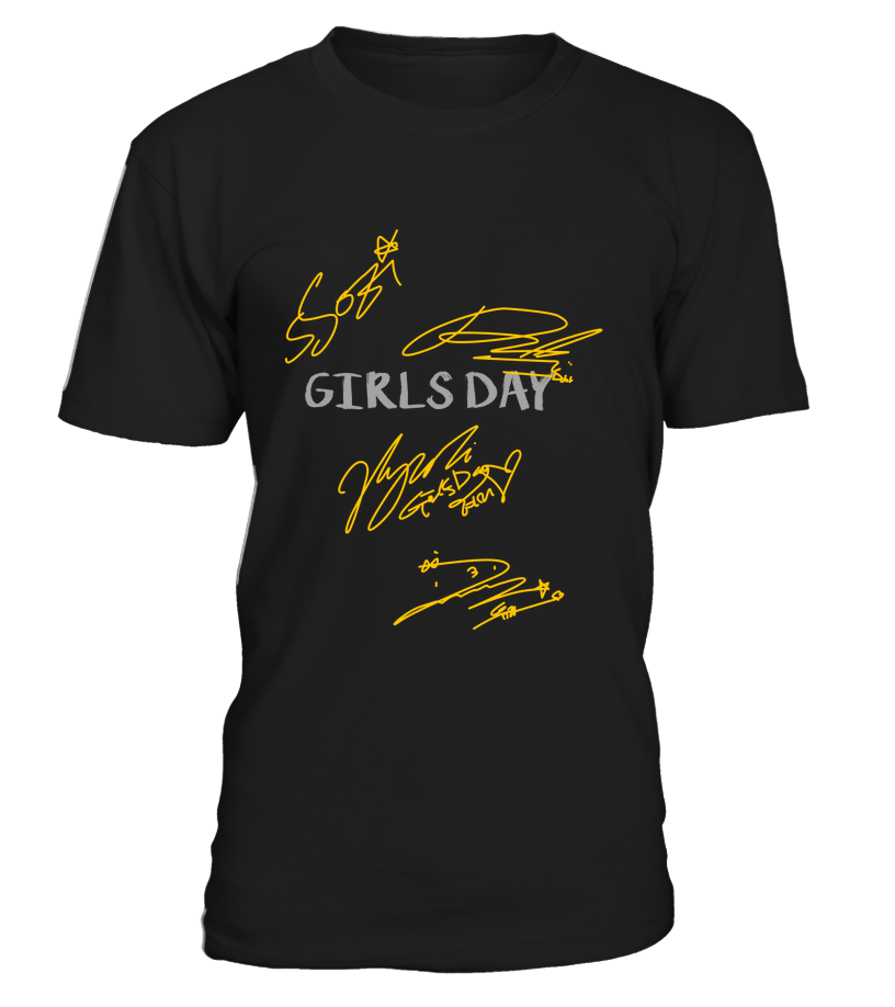 "GIRL'S DAY ""AUTOGRAPH"" Clothing - MYKPOPMART"