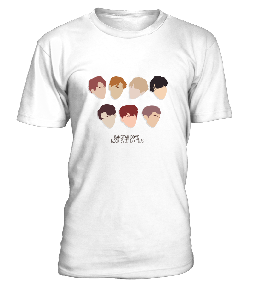 "BTS ""BLOOD SWEAT & TEARS"" Clothing - MYKPOPMART"