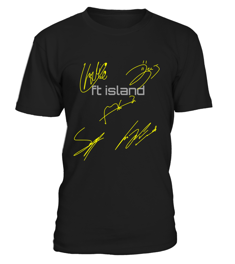 "FT ISLAND ""AUTOGRAPH"" Clothing - MYKPOPMART"