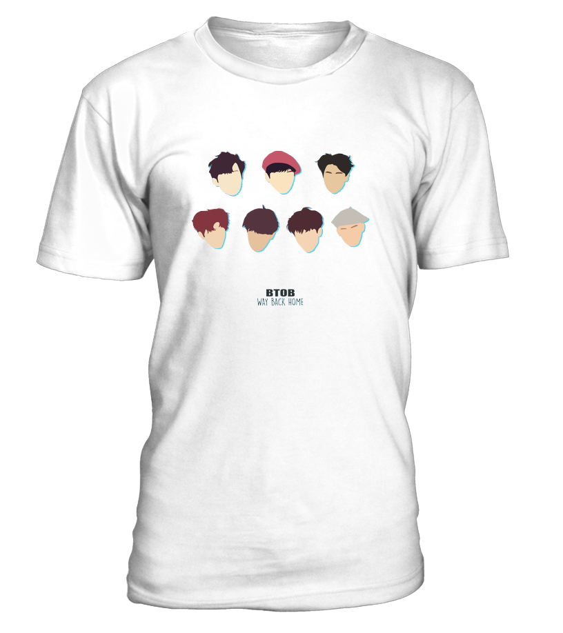 "BtoB ""WAY BACK HOME"" Clothing - MYKPOPMART"